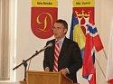 Przemówienie premiera Jensa Stoltenberga podczas konferencji - Norwesko-Ostrzeszowskie Jubileusze