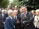 Galeria - Premier Jens Stoltenberg w rozmowie z norweskimi kombatantami