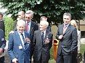 Galeria - Premier Jens Stoltenberg w towarzystwie norweskich kombatantów