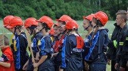 Druhowie zeSzklarki Myślniewskiej obronili Puchar Burmistrza