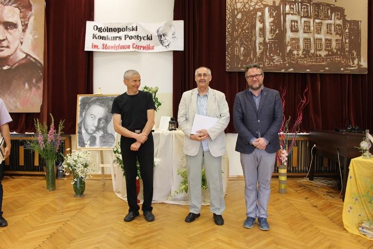 Gala podsumowująca XI Ogólnopolski Konkurs Poetycki im. Stanisława Czernika