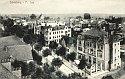 Panorama miasta ok. 1913 roku