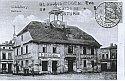 Ratusz - grafika z 1913 roku