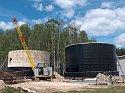 Budowa zbiorników wyrównawczych